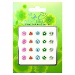 Konad Clay 3D Sticker KC3D03