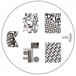 Konad Stamping Image Plate...