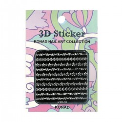 Konad 3D Sticker - 21