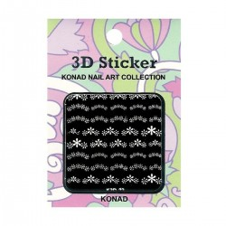 Konad 3D Sticker - 22