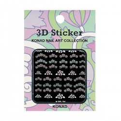 Konad 3D Sticker - 24