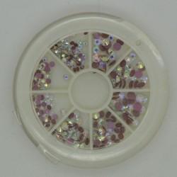 Xara Rhinestone Wheels -...