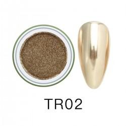 Xara Luxury Gold Chrome...