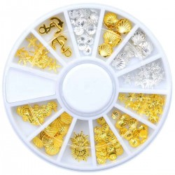 Xara Metal Deco Wheel 01