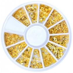 Xara Metal Deco Wheel 05