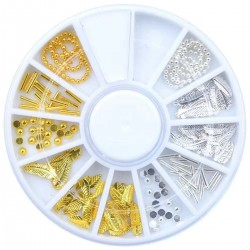 Xara Metal Deco Wheel 06
