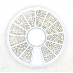 Xara Metal Ball Wheel - Silver