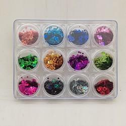 Xara Multi Color Heart Deco...