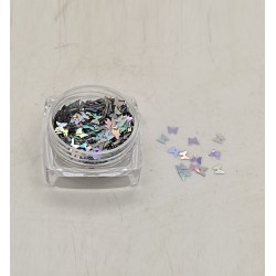 Xara Butterfly Deco Flake -...