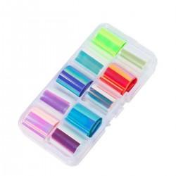 Xara Glass Transfer Foil Set