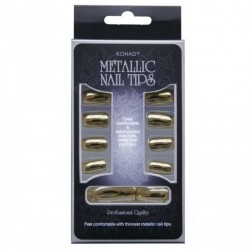 Konad Metallic Tips - Gold...