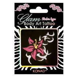 Konad Body Art Tattoo - KTM05