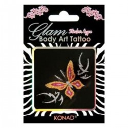 Konad Body Art Tattoo - KTM07